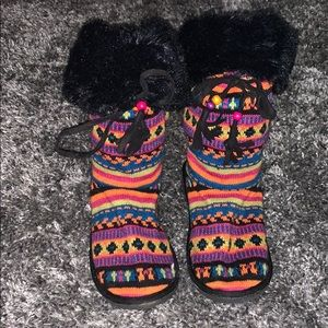Muk Luks slipper/boots
